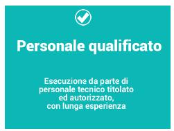 Personale qualificato